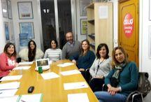 Rinnovi 2016/2017 gruppo dirigente Settore Categorie e Mercato Confartigianato Arezzo