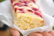 Johannisbeer Schmand Kuchen