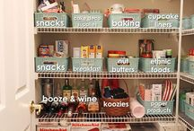 kick the clutter / organize, de-clutter, staging, home zen