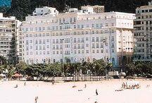 Rio de Janeiro Hotel Interior Designs