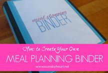 Meal Planning / by Katherine Lyche