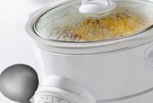 crock pot meals / by Ashley Whipkey