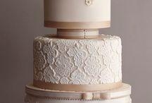 Susan's wedding cake ideas