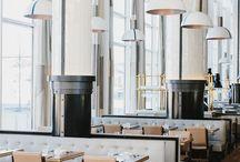 Cool cafes/restaurants!