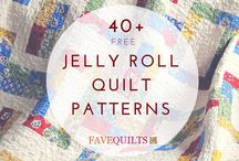 Jelly Rolls Quilt Patterns