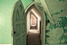 Lost ruins / Urban decay and abandoned places / by Britta Schellenberg