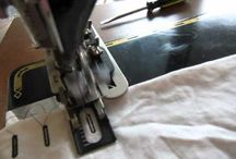 Vintage sewing / Vintage patterns, clothes, singer 201-3k and parts