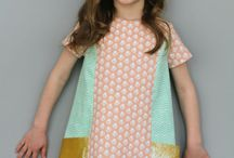Patronen jurkjes / Jurkjes voor de meisjes