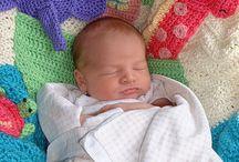 copertina neonato uncinetto