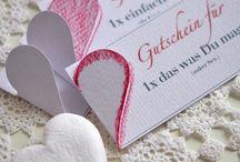 Valentinstag DIY & Rezepte / DIY, Rezepte und Anregungen für den Valentinstag