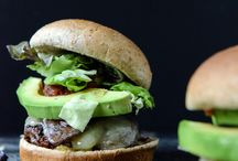 Burgers and Sandwiches / A collection of the best juicy burgers and unique sandwiches.  / by Blahnik Baker | Zainab