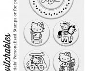 Hello Kitty Switchables