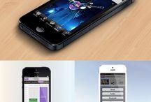 Mobil App / Android és iphone alkalmazások mobiltelefonra és tabletre.