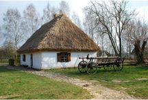 Zabytkowy Drewniany Dom
