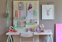 Workspace ideas / Mariliza's workspace