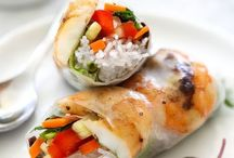 Asian Food Inspo