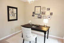 Home office Inspiration / by Michele P.