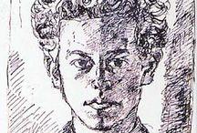 Giacometti, Alberto - Desenho / Drawing