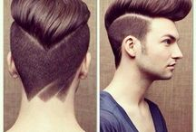 Man hair style - how I like it