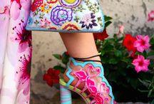 The shoe / Creative shoes