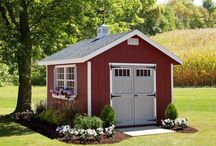 Sheds / Hot mens