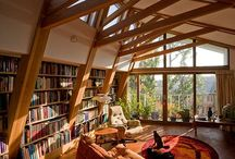 home relaxing space