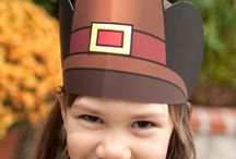 Thanksgiving / ideas for Thanksgiving lessons, crafts and games