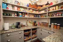 my pantry / by Elizabeth Todd