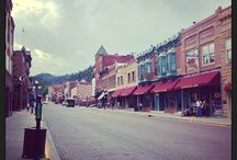 Sturgis, SD / Wonderful sites to behold! / by Del Ann Haslett