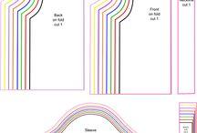Kleidung patterns