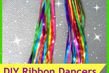 Ribbon Crafts / by Deborah Smith