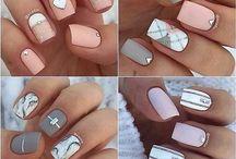 belleza de manos y pies♡
