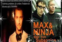 Boosta,Max e Ninja,Subsonica agenzia.rudypizzuti@libero.it  agenzia info 3356049904 / Boosta,Max e Ninja,Subsonica agenzia.rudypizzuti@libero.it  agenzia info 3356049904
