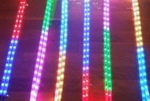 Tiras de led digitales RGB