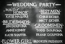 Clare's Wedding stuff