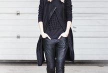 I'll stop wearing black when they create a darker colour