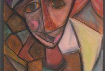 Kubismi esimerkit / Esimerkkejä kubistiseen omakuvaan