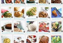 Food: Gluten Free Recipes Sources / by Robin