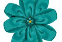 มุม (โบว์ ดอกไม้)
