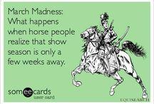 Horse Funnies / by Katy Thackery
