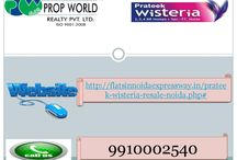 Prateek Wisteria Resale (9910002540) Price Flats in Noida Sector 77, Ready to move Flats