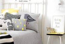 Toddler Bedroom Inspiration / Toddler bedroom inspiration, decorating ideas, decorating on a budget, DIY and home decor