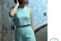 batik / fashion, ootd, batik, blouse, skirt, batik modern  https://www.instagram.com/beyou_te/