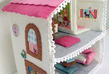 KIDS_doll houses & dolls