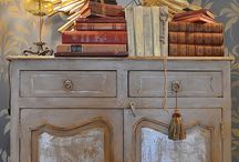 Painted furniture tips / by Sherry Norman