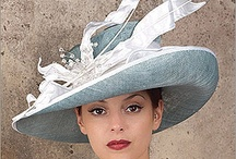 Millinery / Hat lovers, hat shops and the art of millinery.