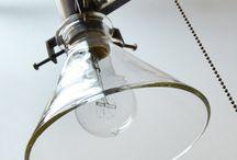 Light Fixtures / by Eva Ouano
