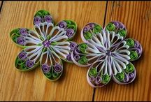 Tutorial e video- quilling