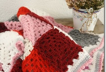 Crochet by me / by Esther | Happy in Red