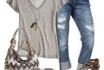 Summer/Spring Wardrobe